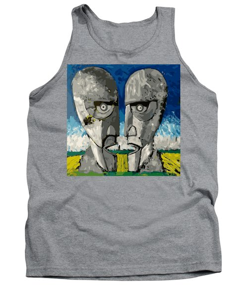 Division Bell Tank Top