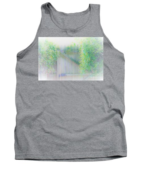 Do I Want To Leave The Garden Tank Top