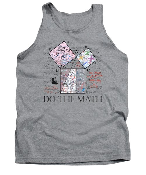Do The Math Tank Top
