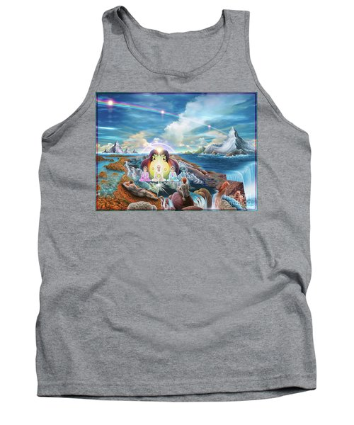 Do You Have A Vision Tank Top