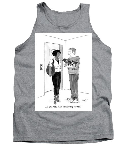 Do You Have Room In Your Bag For This Tank Top