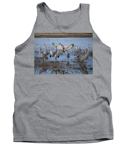 Do You Wanna Dance? Tank Top
