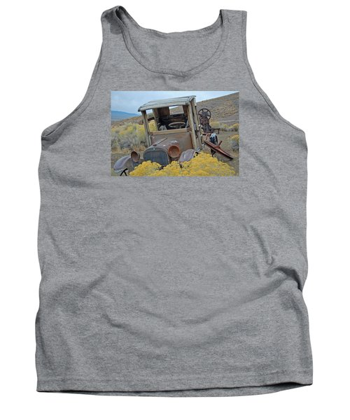 Dodge Brothers Pickup Tank Top