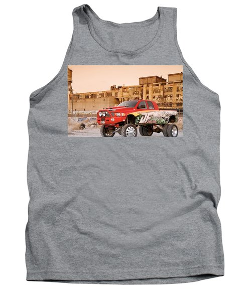 Dodge Tank Top