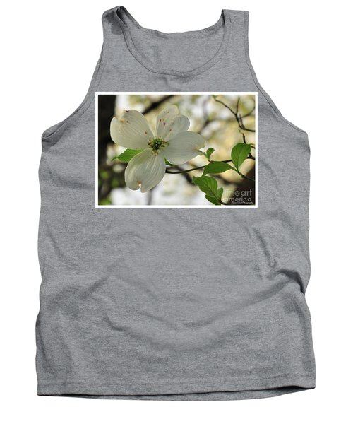 Dogwood Bloom Tank Top