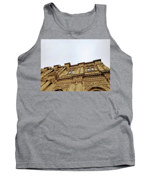 Dolmabahce Palace Tank Top