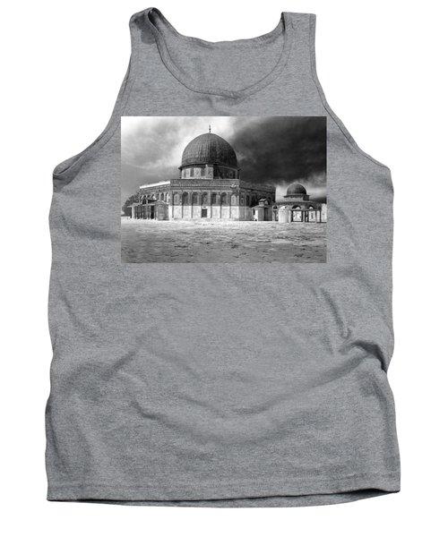 Dome Of The Rock - Jerusalem Tank Top