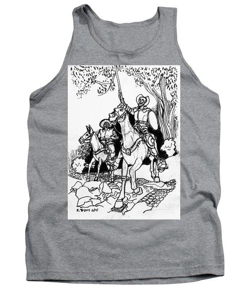 Don Quixote Tank Top