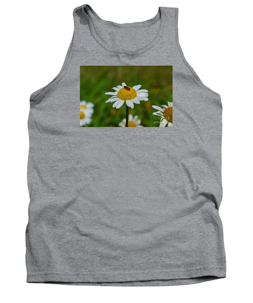 Tank Top featuring the photograph Don't Bug Me by Lew Davis