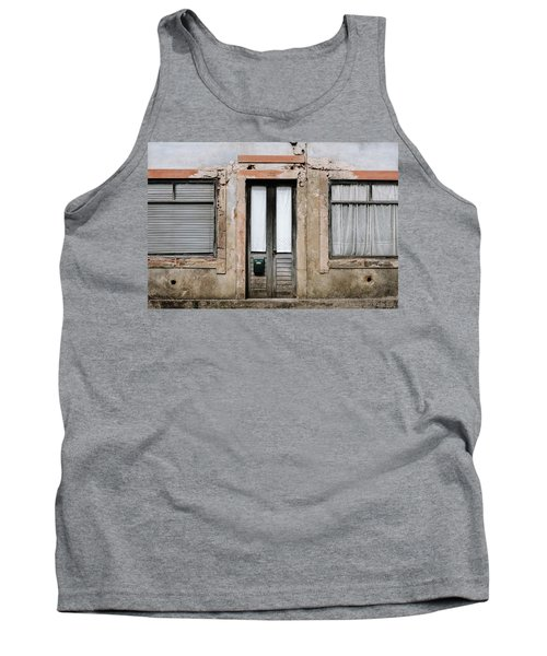 Tank Top featuring the photograph Door No 128 by Marco Oliveira
