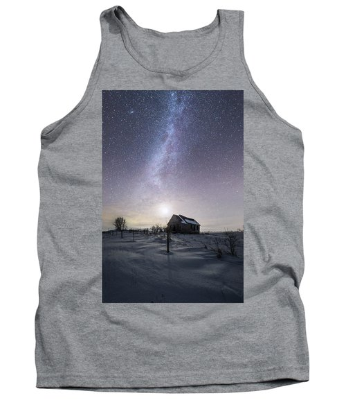 Tank Top featuring the photograph Dormant by Aaron J Groen