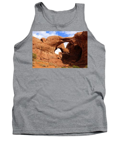 Double Arch Tank Top by Marty Koch