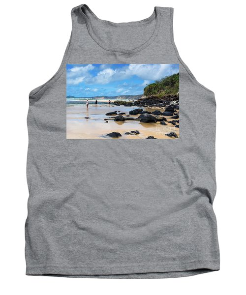 Double Island Point  Tank Top