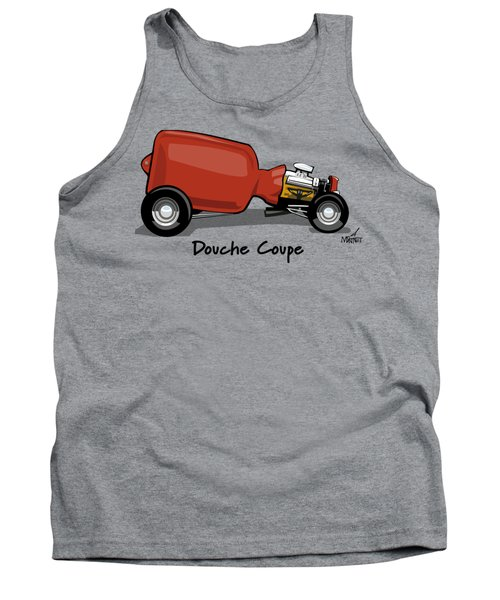 Douche Coupe Tank Top
