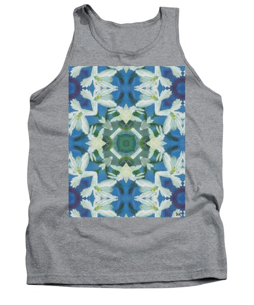 Doves Of Peace Tank Top