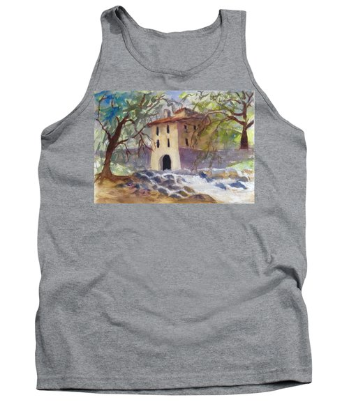 Down By The Old Mill Stream Tank Top