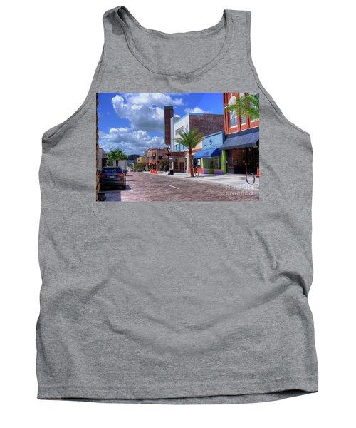 Downtown Ocala Theatre Tank Top