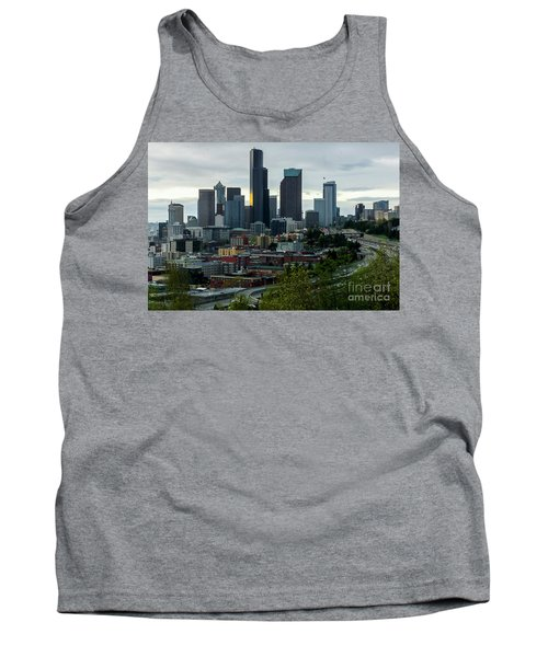Downtown Seattle,washington Tank Top