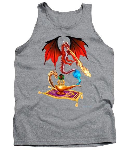 Dragon Genie Tank Top