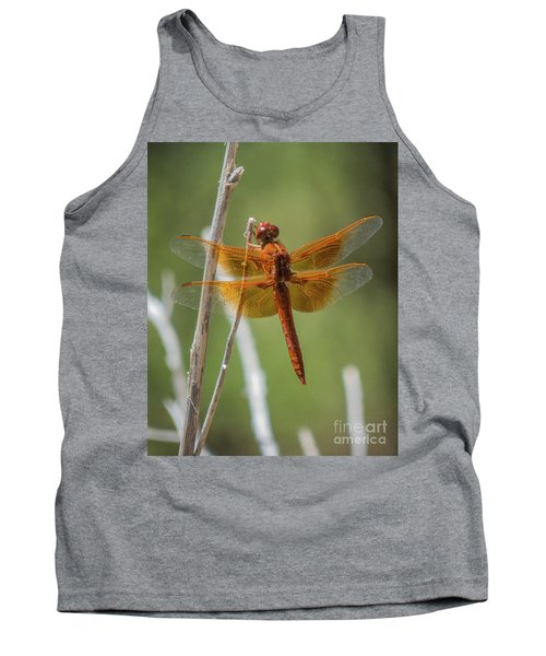 Dragonfly 10 Tank Top