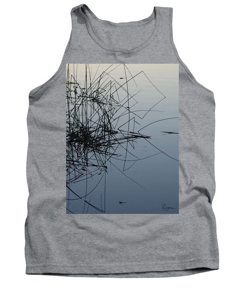 Dragonfly Reflections Tank Top