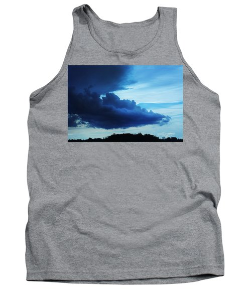 Dramatic Clouds Tank Top
