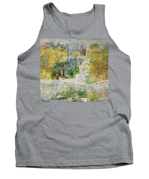 Dream Of Dreams. Tank Top by Sima Amid Wewetzer
