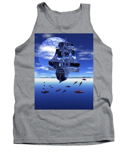 Dream Sea Voyager Tank Top