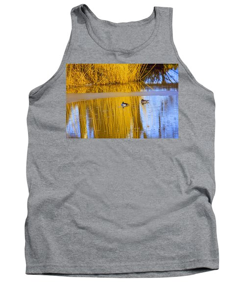 Dreaming Tank Top by Leif Sohlman