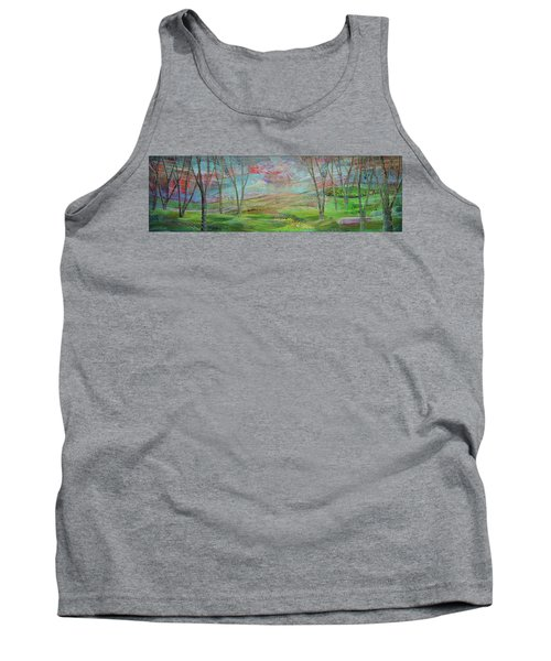 Dreaming Trees Tank Top