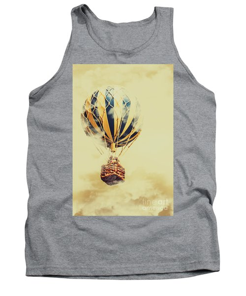 Dreams And Clouds Tank Top