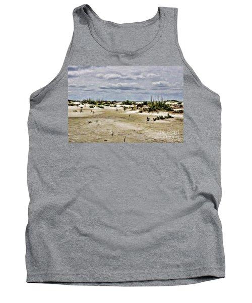 Dreamy Sand Dunes Tank Top