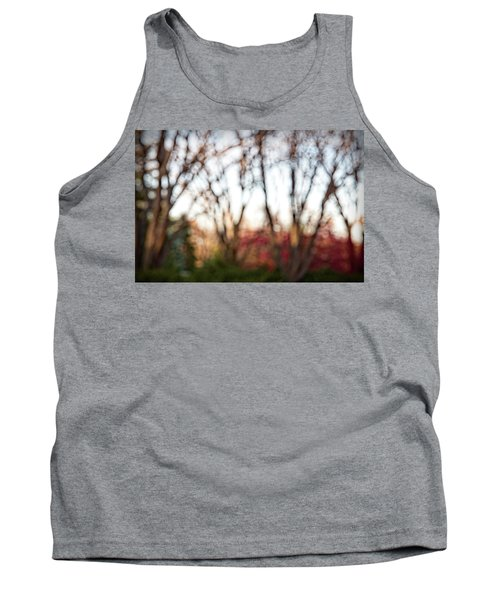 Tank Top featuring the photograph Dreamy Fall Colors by Susan Stone