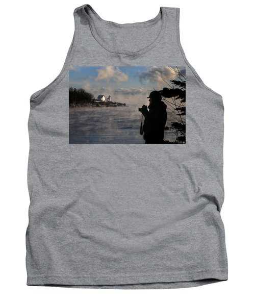 Dressed For Sea Smoke Tank Top
