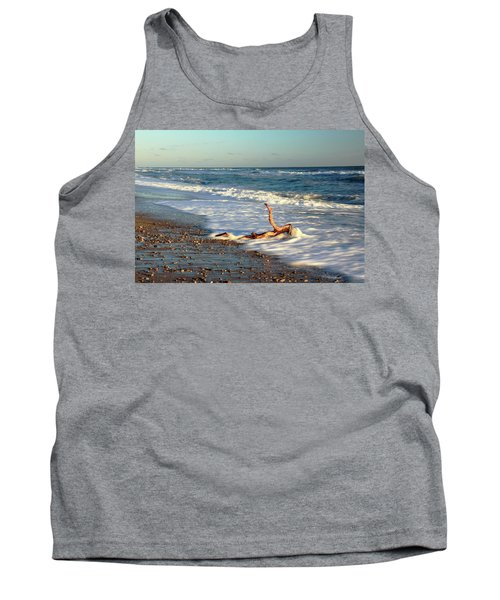 Driftwood In The Surf Tank Top
