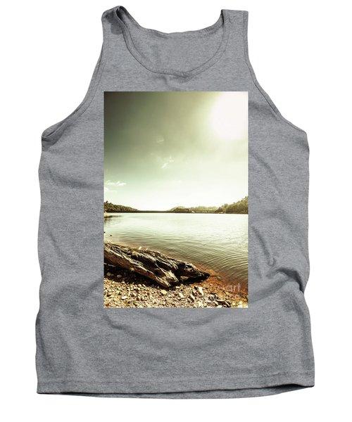 Driftwood Lakes Tank Top