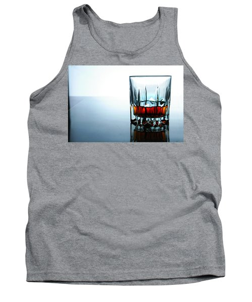 Drink In A Glass Tank Top