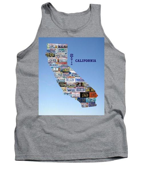 Driving California Tank Top