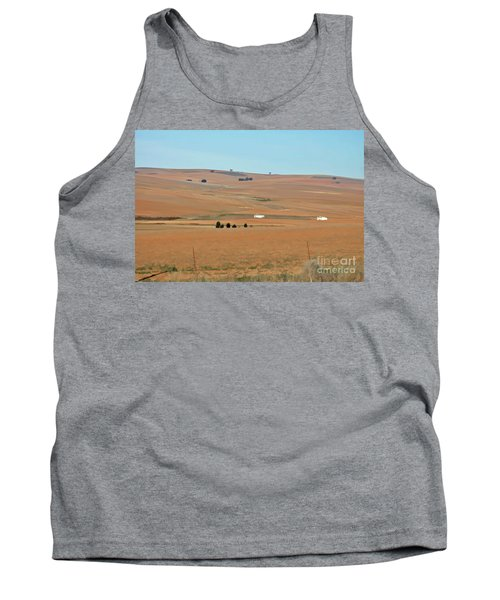 Drought-stricken South African Farmlands - 1 Of 3  Tank Top