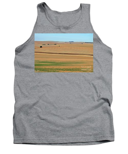 Drought-stricken South African Farmlands - 2 Of 3  Tank Top