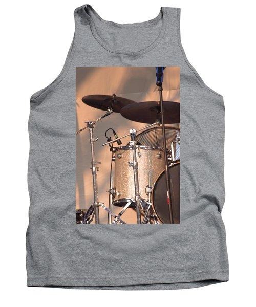 Drum Set Tank Top