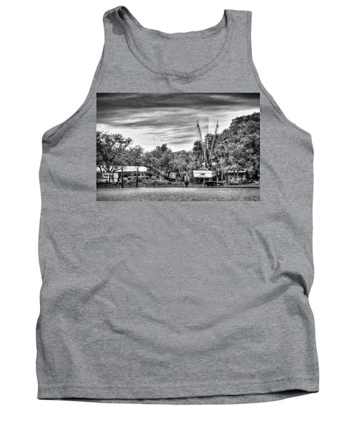 Dry Dock - St. Helena Shrimp Boat Tank Top