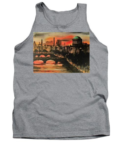Dublin Sunset Tank Top