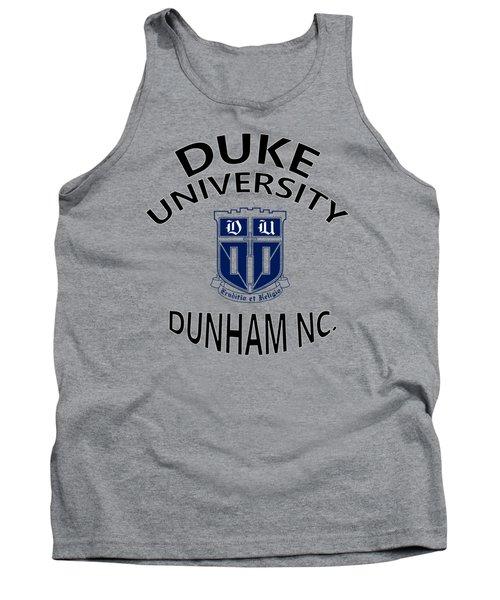 Duke University Dunham N C  Tank Top