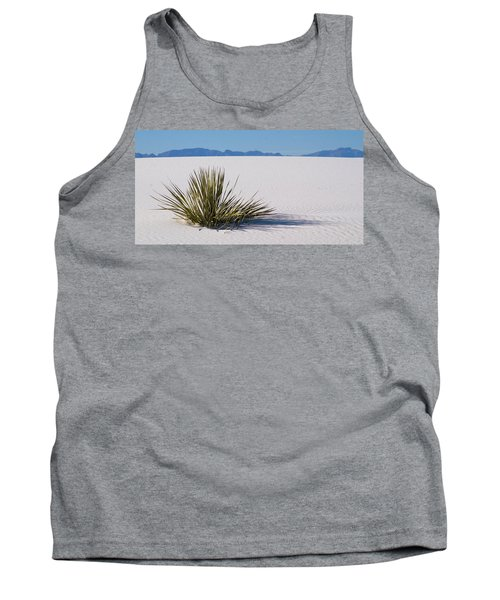 Dune Plant Tank Top by Marie Leslie