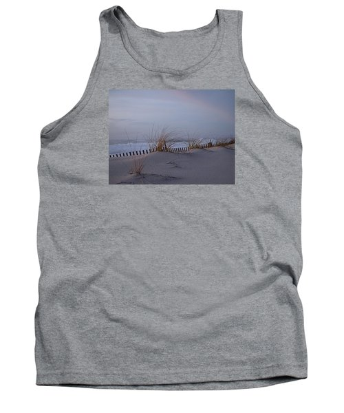 Dune View 2 Tank Top by  Newwwman