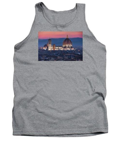 Duomo Di Firenze Tank Top