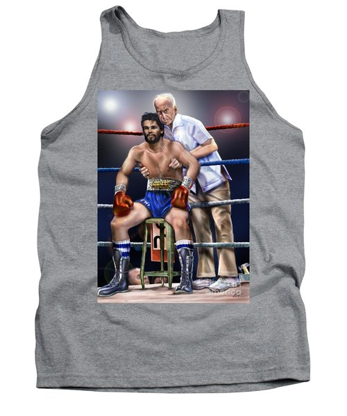 Duran Hands Of Stone 1a Tank Top