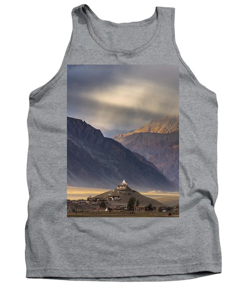 Dusty Evening, Padum, 2006 Tank Top