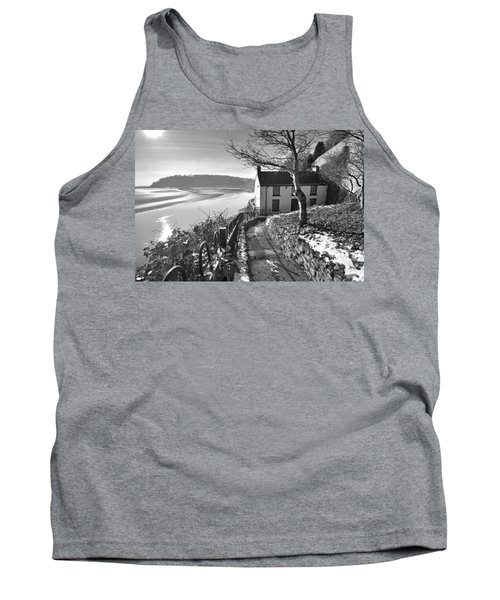 Dylan Thomas Boathouse 1b Tank Top